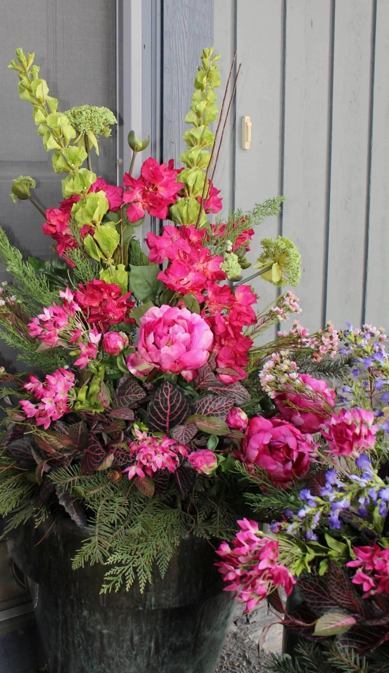 By Micheline Lambert McFadden/F2 FLORAL FASHION Floral U0026 Home Decor Boutique
