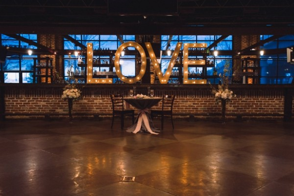 mile high station wedding