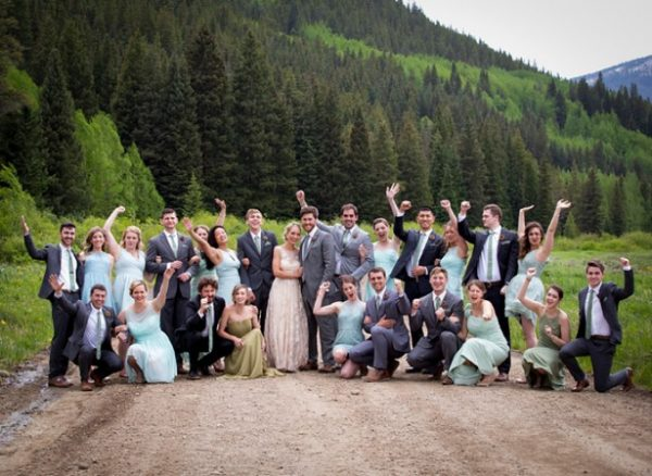 Rustic Mountain Wedding At Crested Butte | Colorado