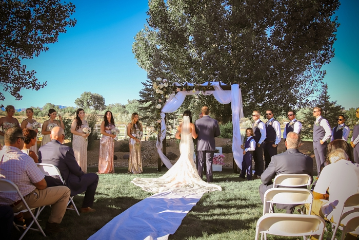 Rustic Lace Grand Junction Real Weddings