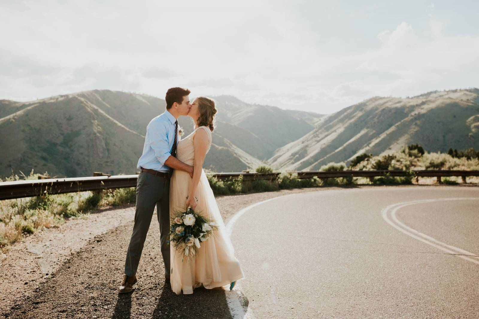 Look Out Mountain Elopement
