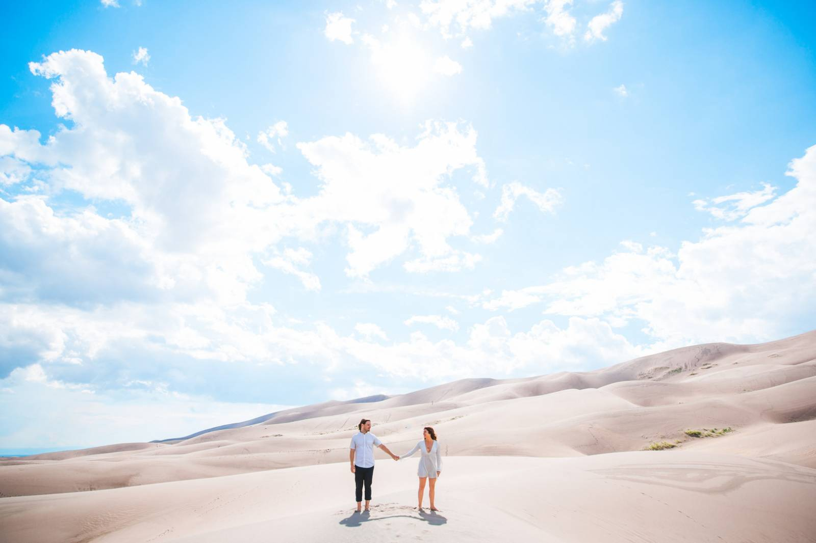 Engagement at The Great Sand Dunes