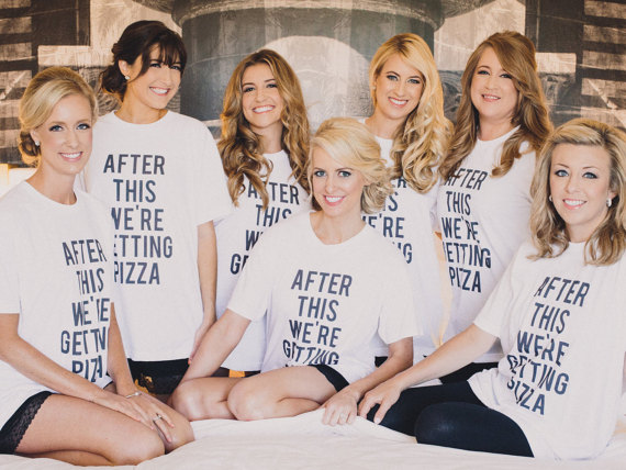 Affordable Getting Ready Outfits for Bridesmaids