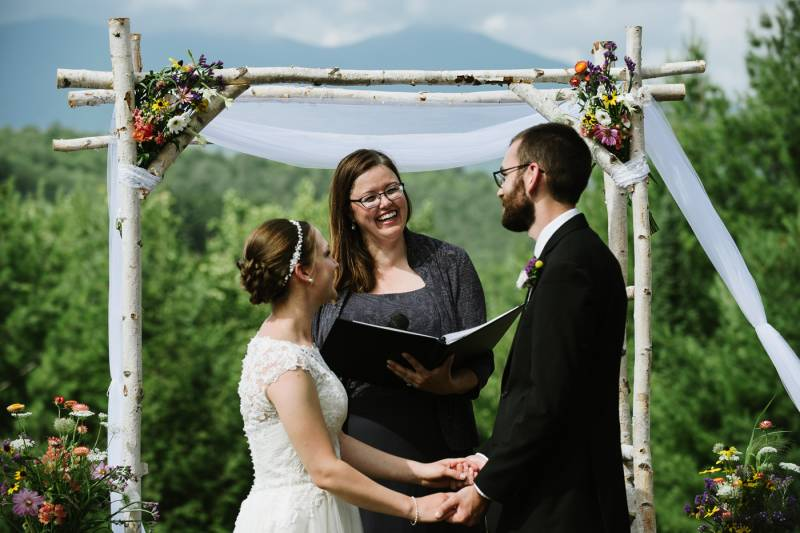 Carmen George - Wedding Officiant - Wedding Ceremonies