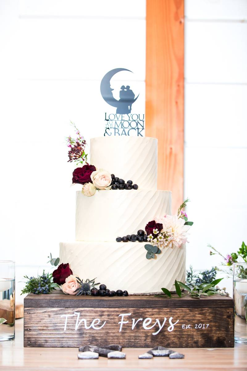 Cake by North Country Cakes