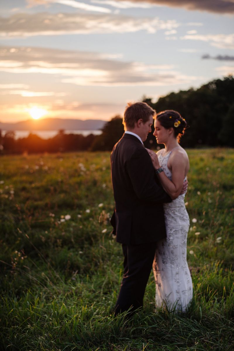Rosy And Will S First Wedding Took Place In Ashfield Ma With An Intimate Celebration Just 20 Guests They Chose To Have This Small So