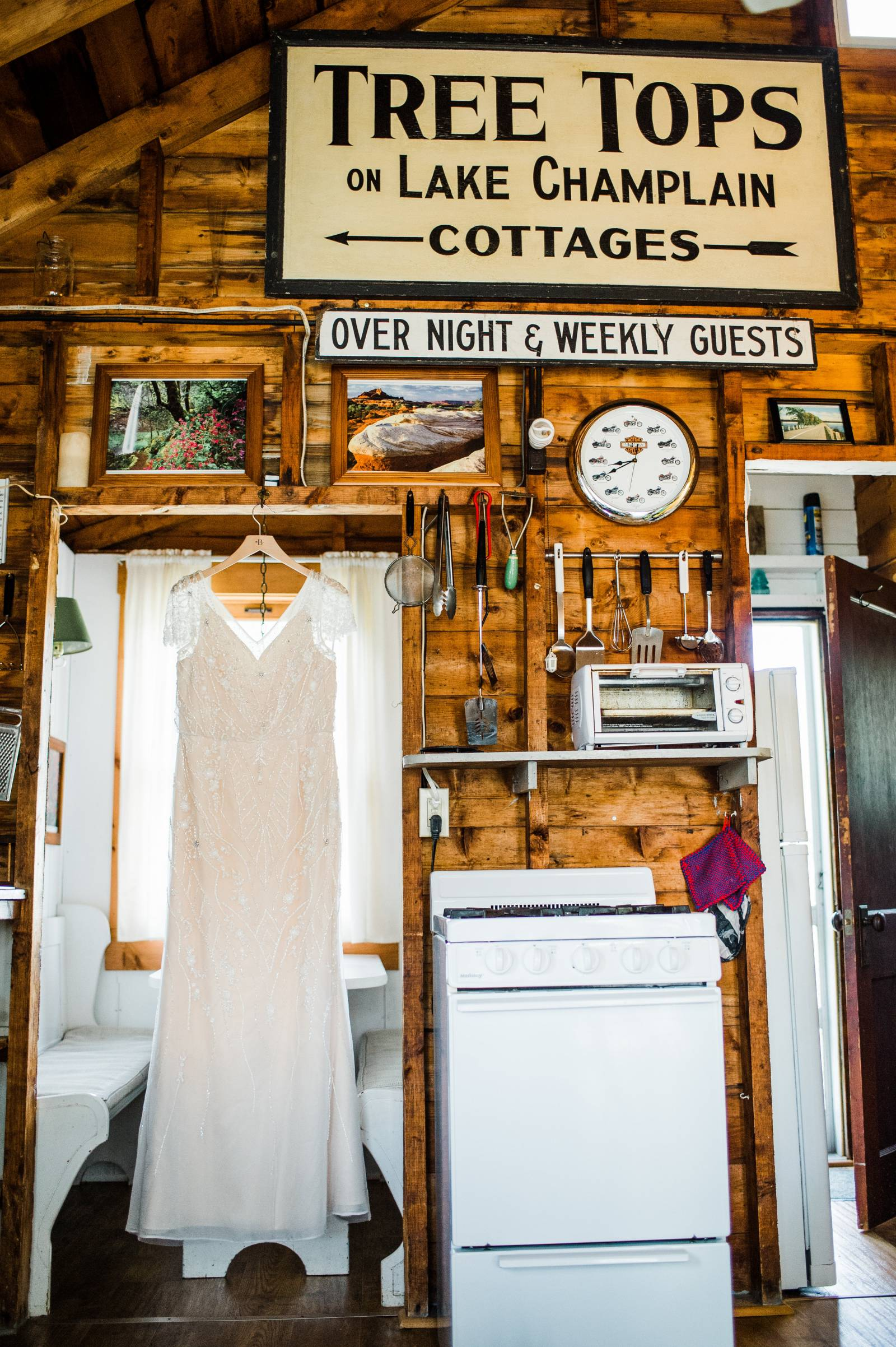 Real Vermont Farm Wedding | South Hero, Vermont | Pigasus Meats