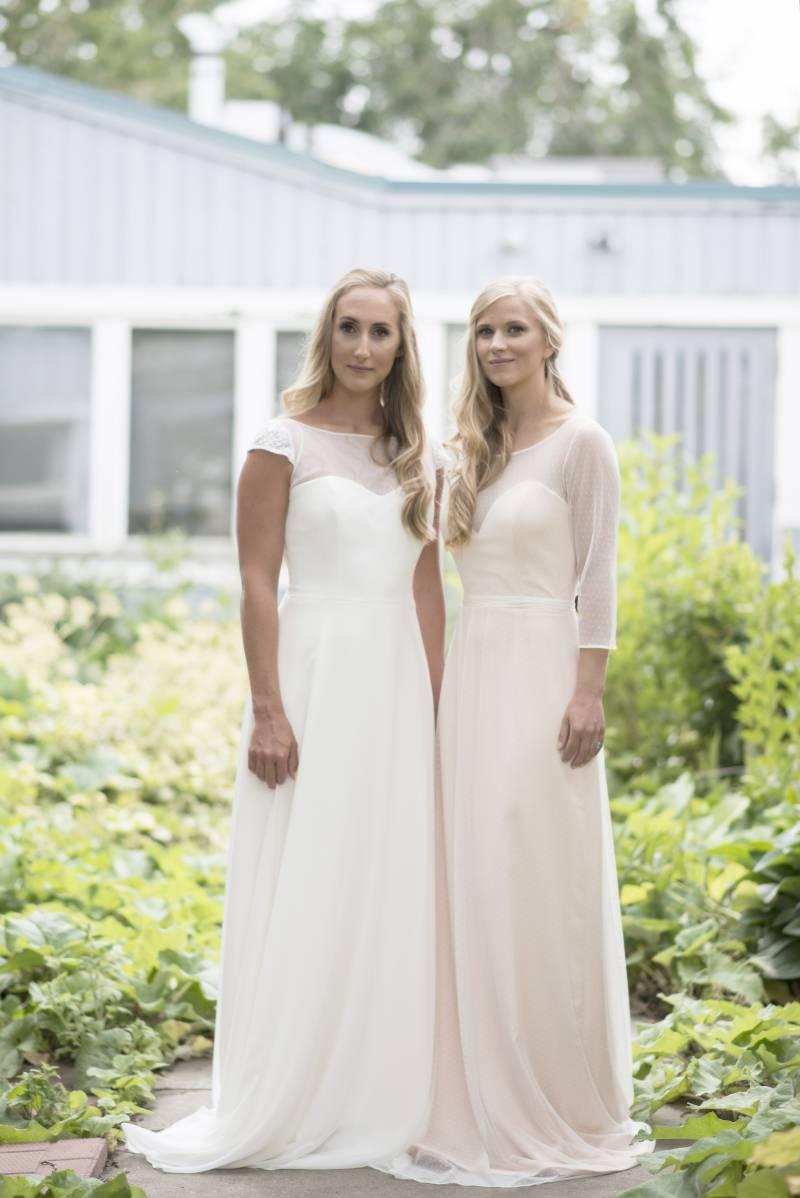 Calgary Wedding Dress Designer Laura George\'s 2018 Collection ...