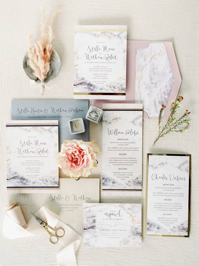 Easy, Simple, Beautiful, Local. Invitations from Pink Umbrella ...