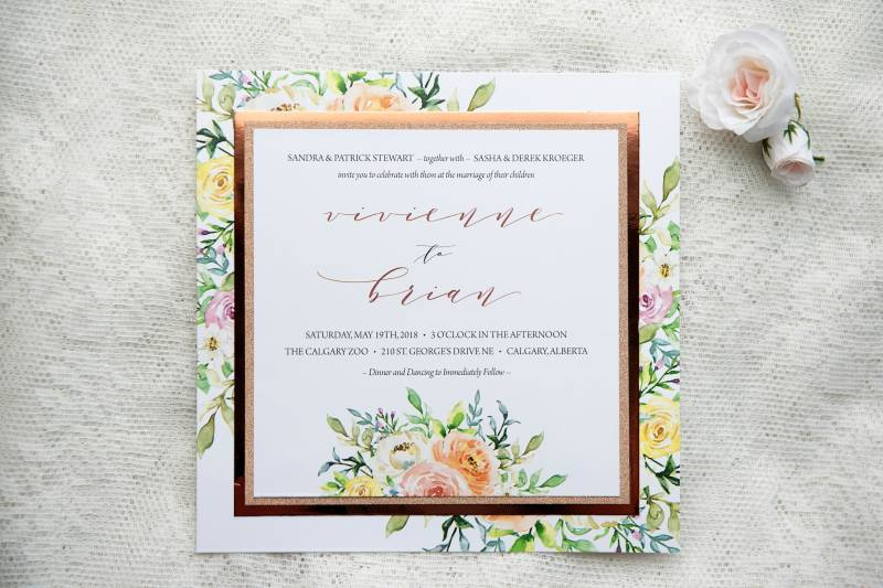 The Social Page Design Studio Is One Of Calgary S Premier Wedding Stationerys And You Ll Be Able To See Why