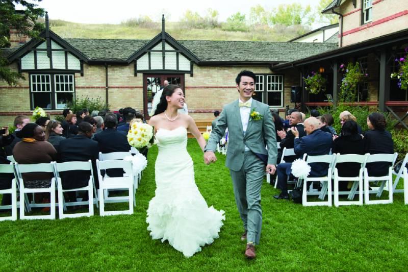 Brilliant Idea Love Letter Wedding Ceremony Calgary Wedding Planning