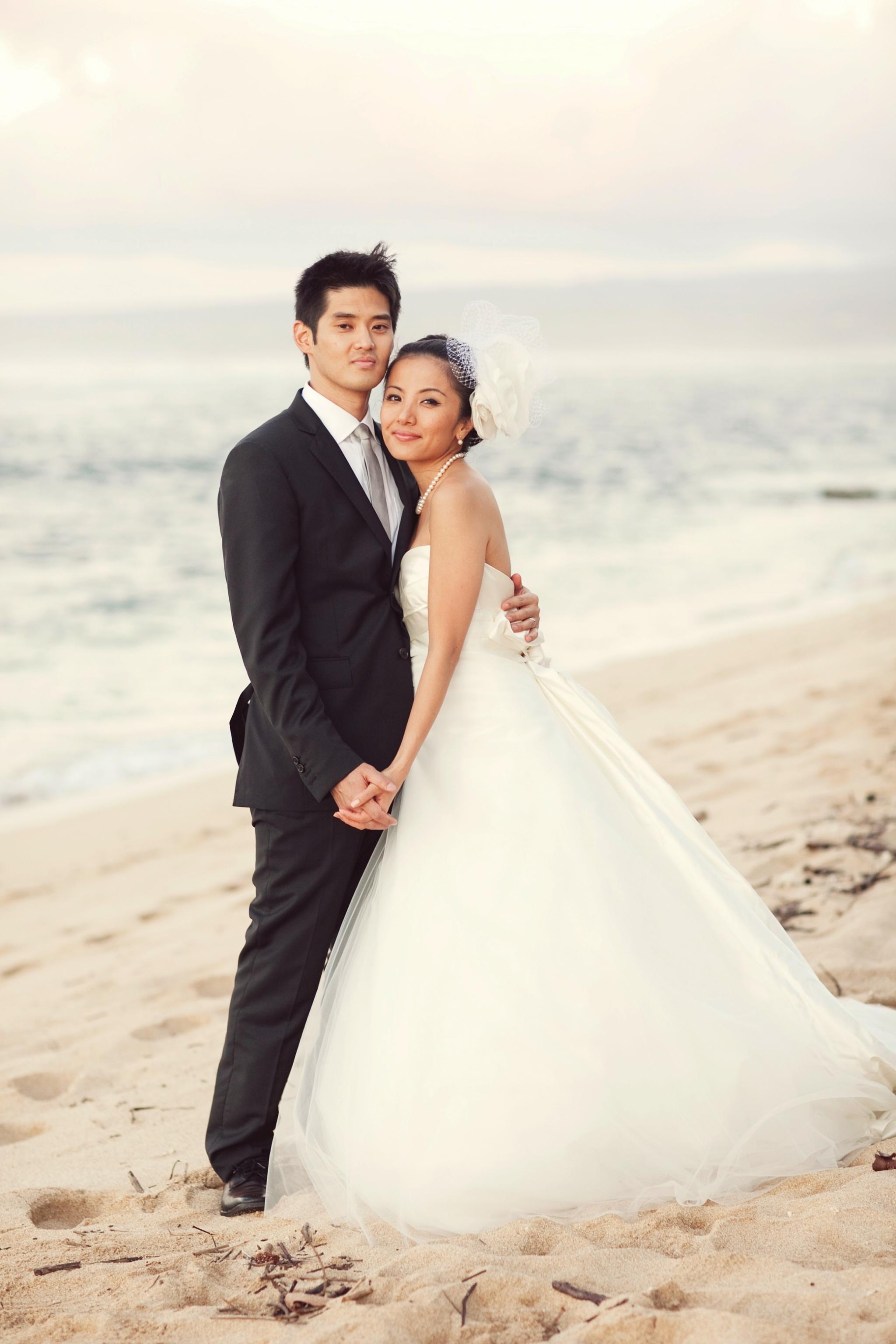 A Destination Wedding in Hawaii | Honolulu Wedding