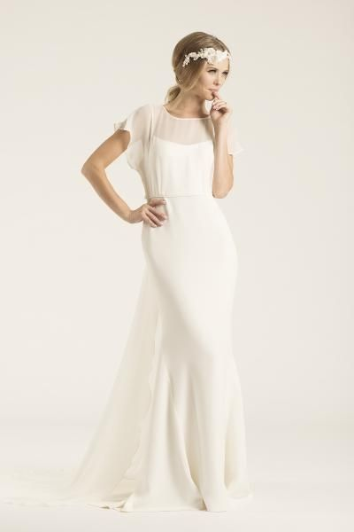 The Most Beautiful Bohemian Wedding Gowns   Calgary Bridal Shop ...