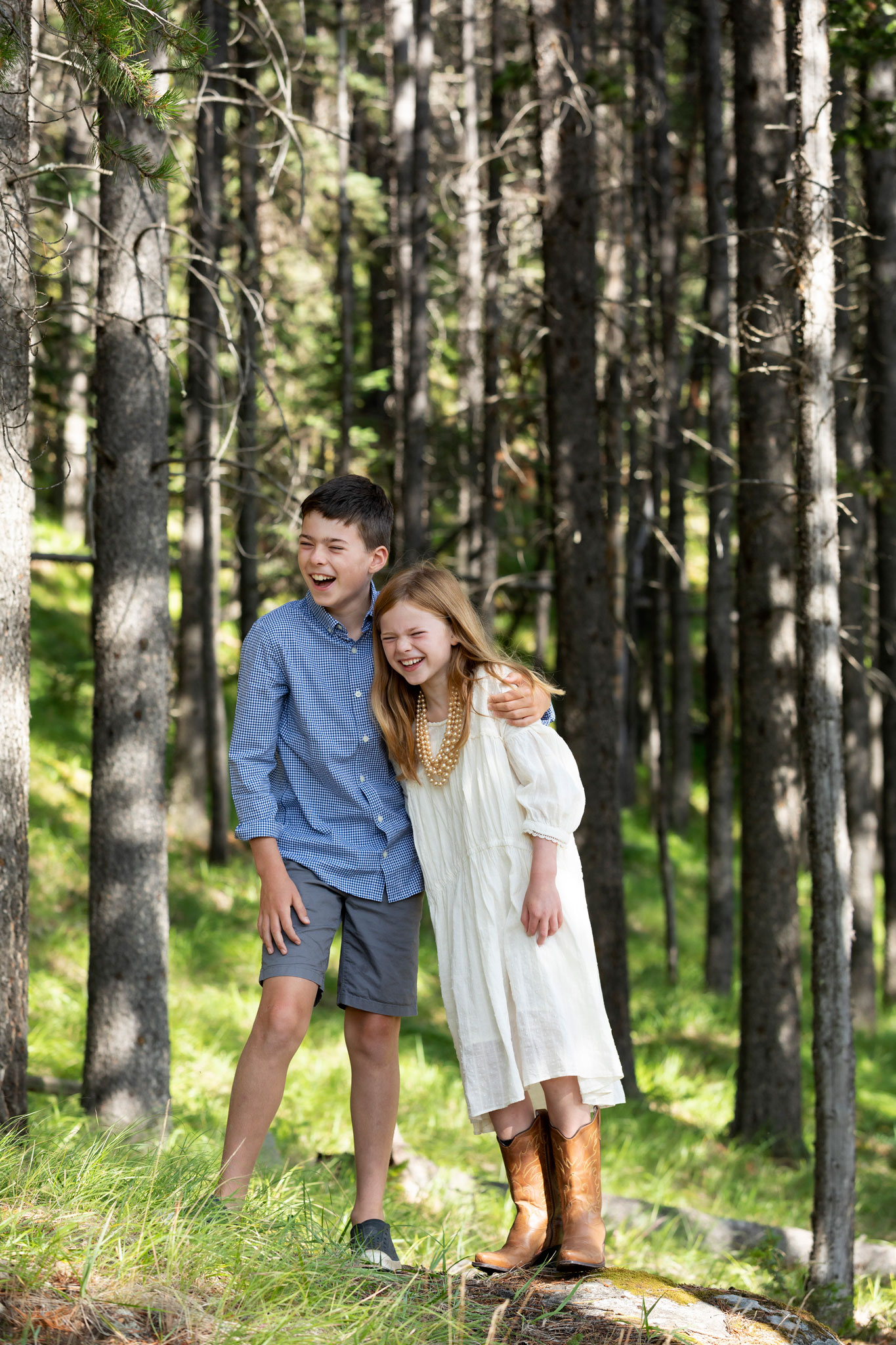 Banff Family Session