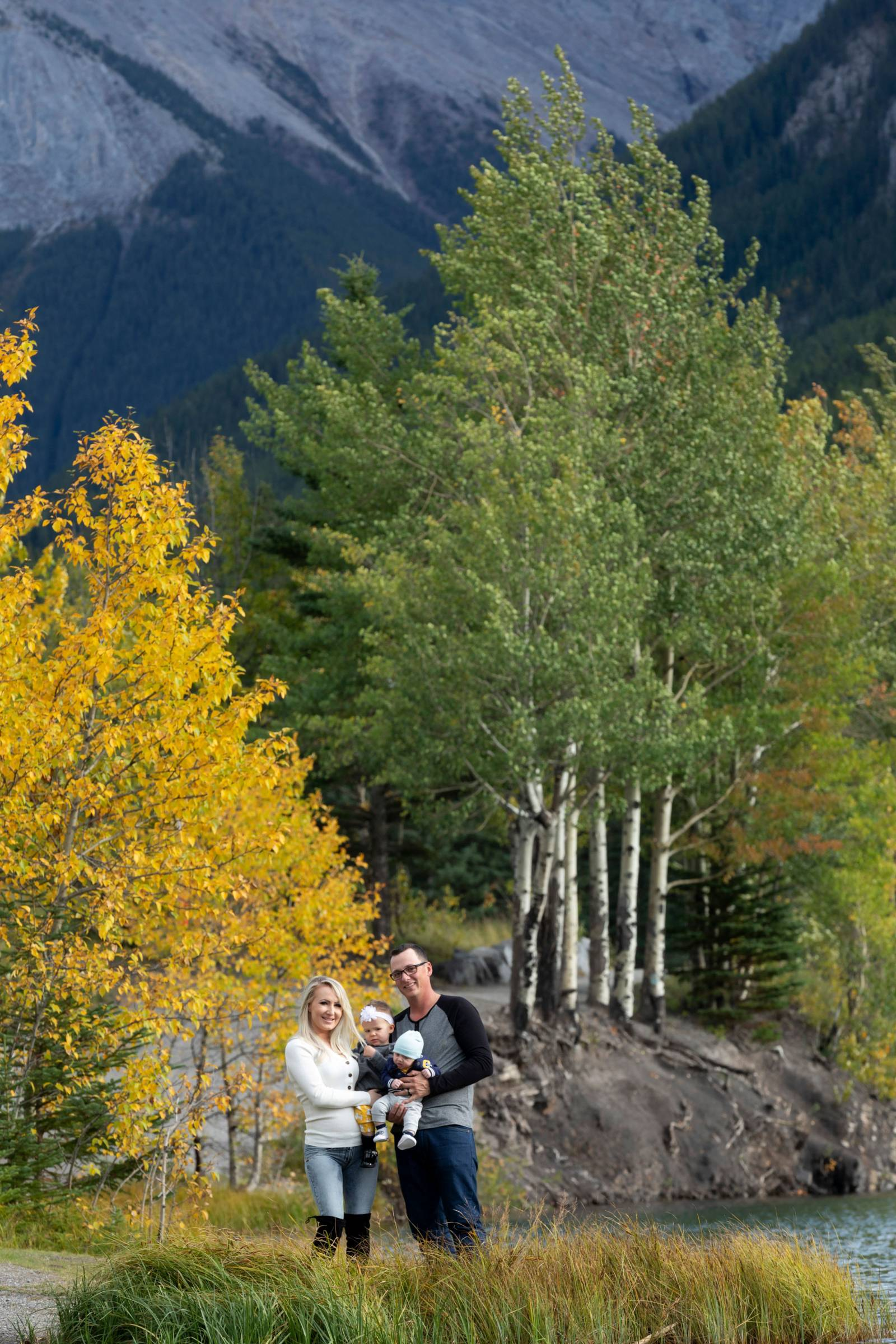 Canmore Family Session