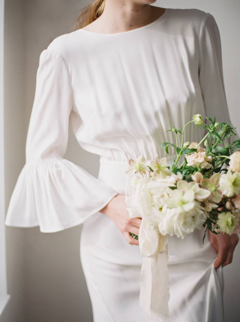 Refined Modern Wedding Ideas With A Minimal Aesthetic