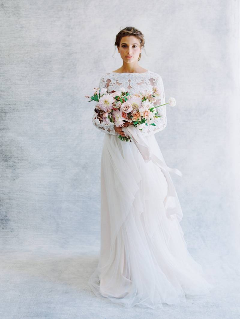 Amazing Ballerina Wedding Dress Inspiration - Womens Wedding Dresses ...