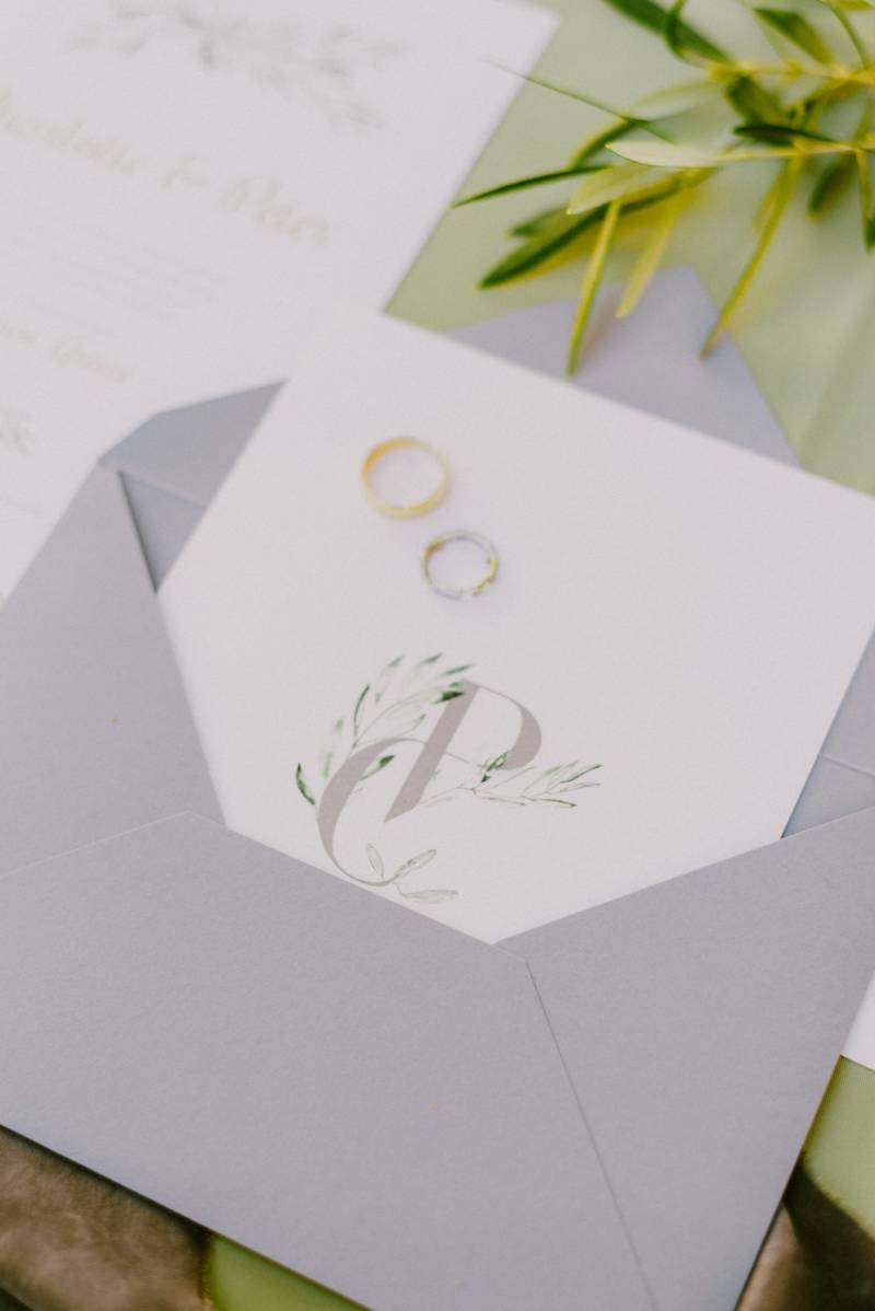 Greek Island wedding with a sentimental connection | Greece Real ...