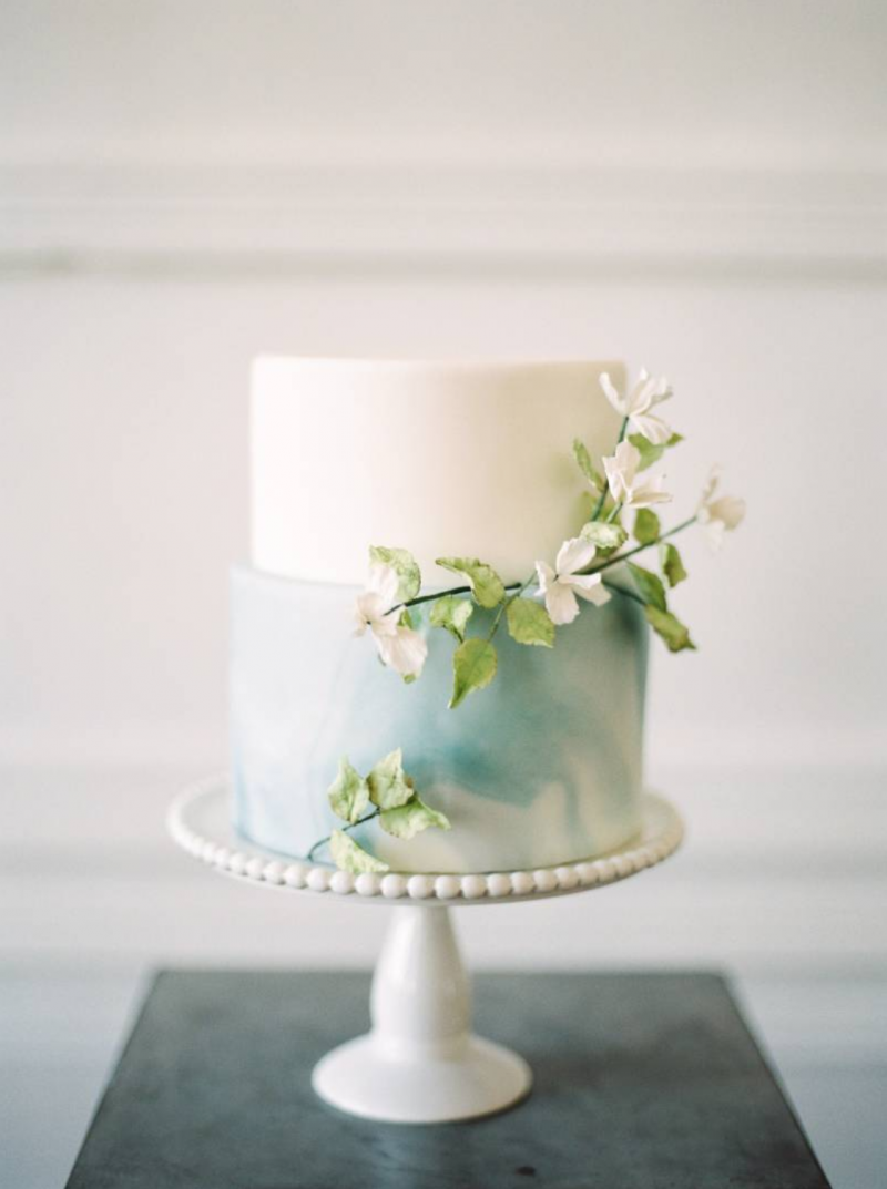 9 favourite wedding cakes of 2017 | Year end favourites