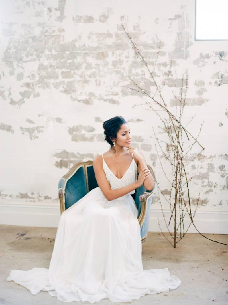 Black swan inspired ballet bridal | Sydney Bridal Inspiration