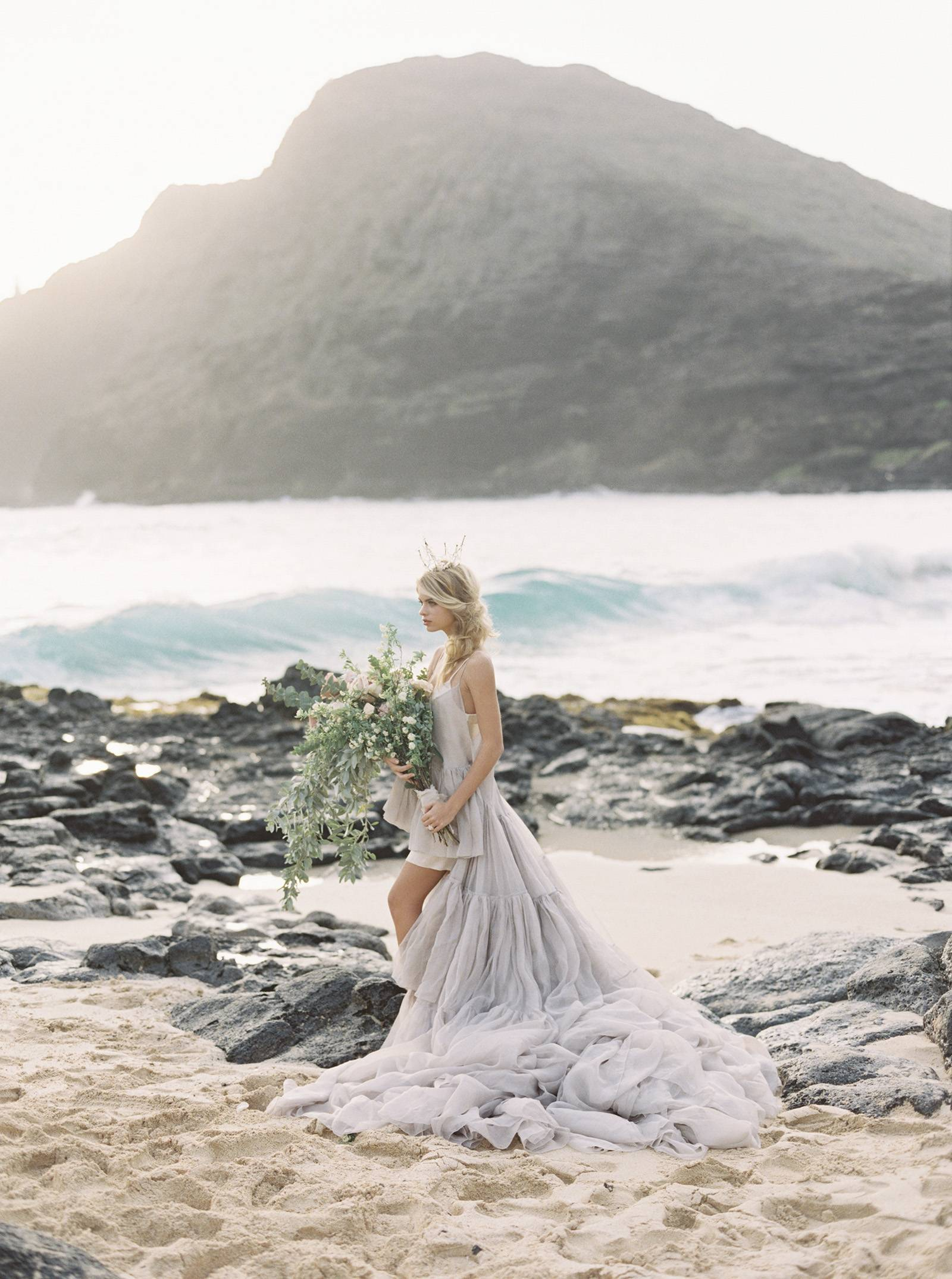 5 minutes with    Hawaiian wedding photographer Alice Ahn