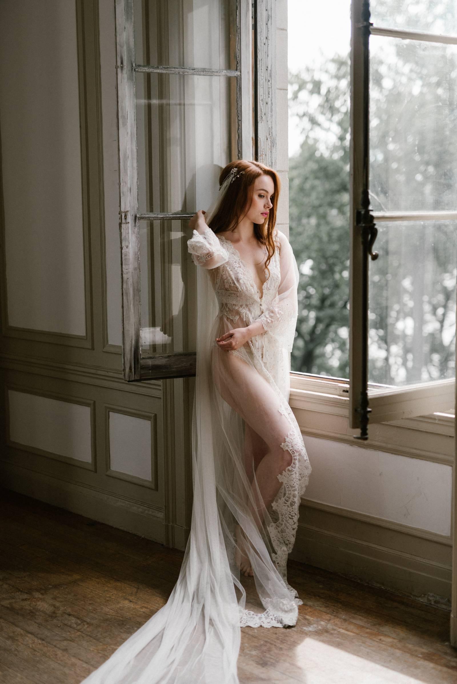 best wedding boudoir photography