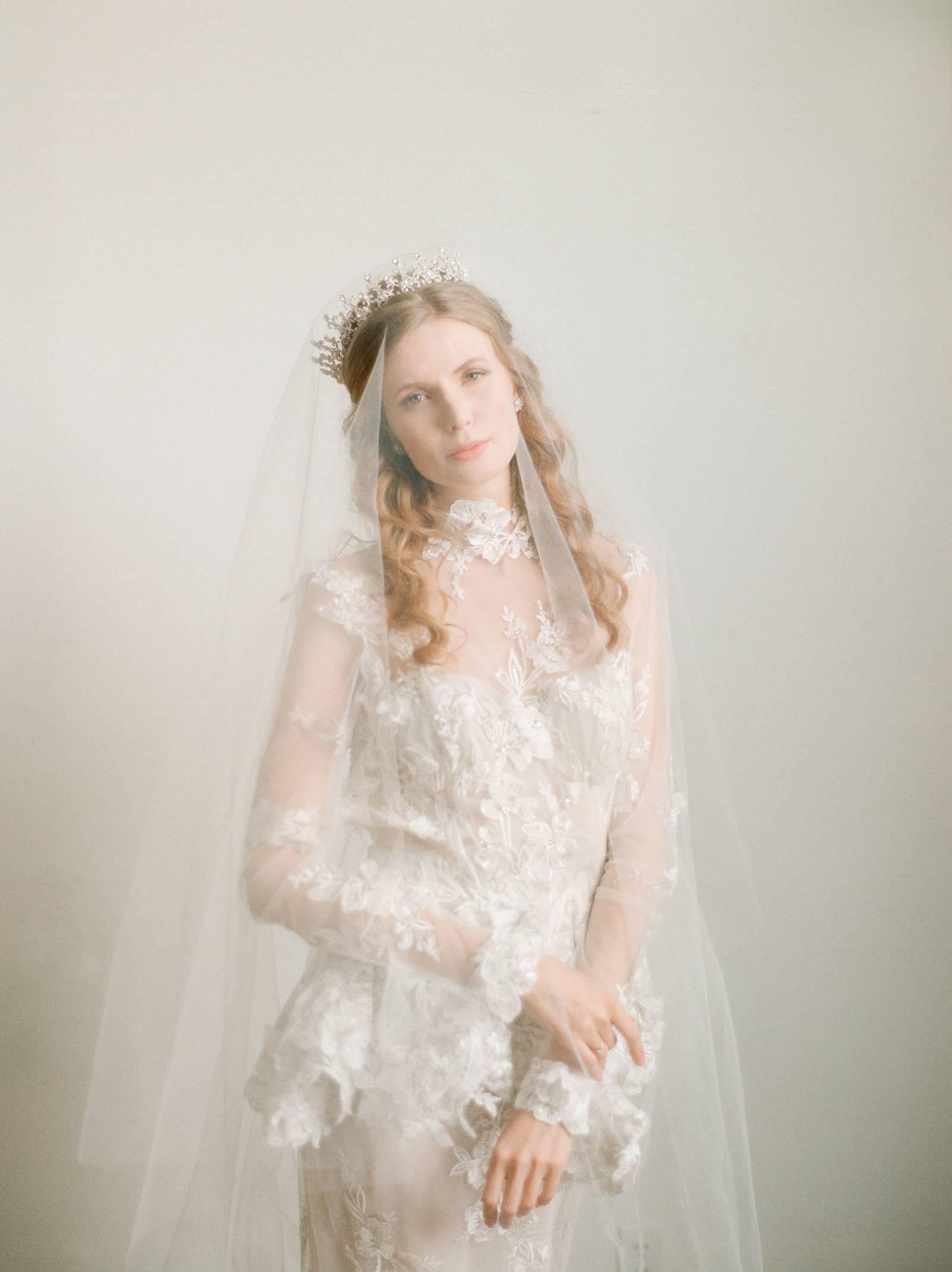 Ont Ethereal Bridal Shoot Inspired By Greek Mythology