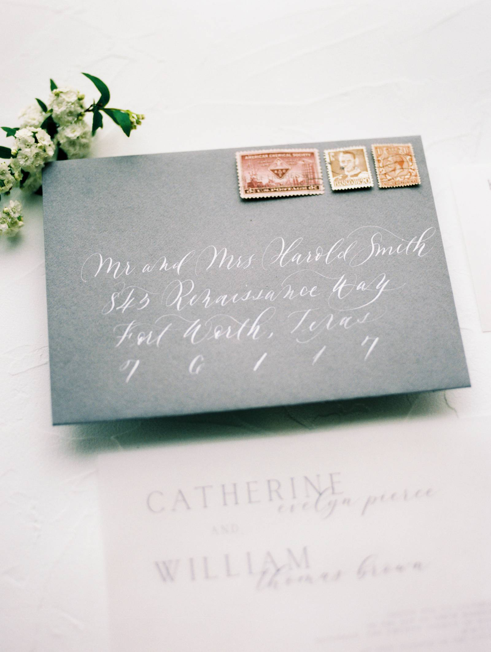 Modern Minimalist Wedding Ideas at the Modern Art Museum of
