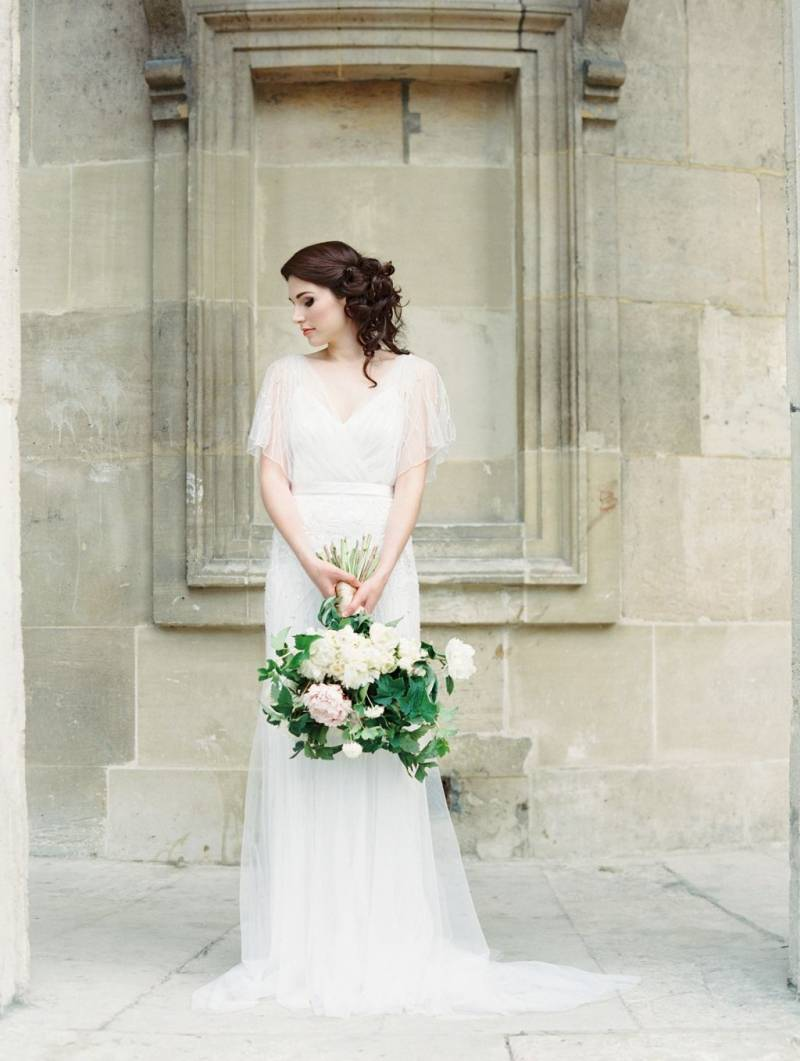 Darcy - Paris | Paris Bridal Inspiration
