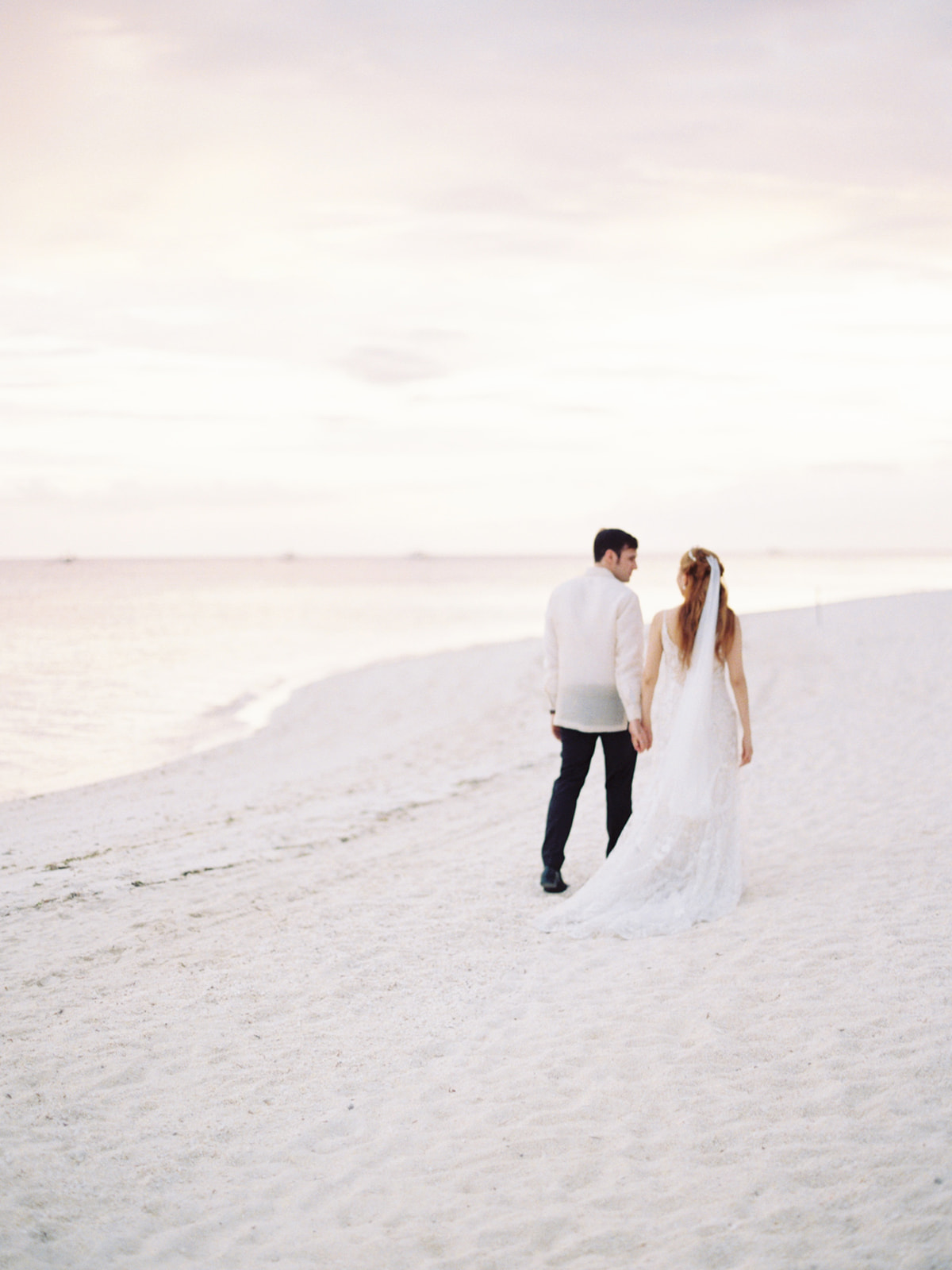 Romantic Old World Inspired Wedding in the Tropics | Phillipines