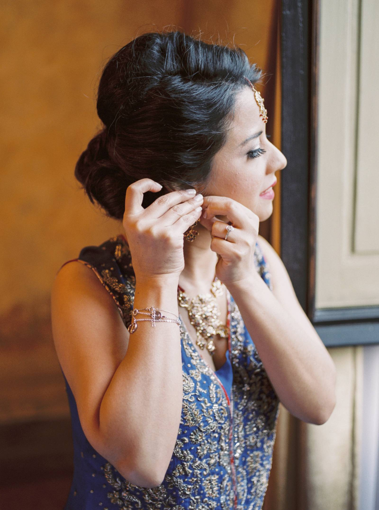 Multicultural Wedding In Florence Blending Contemporary Style With
