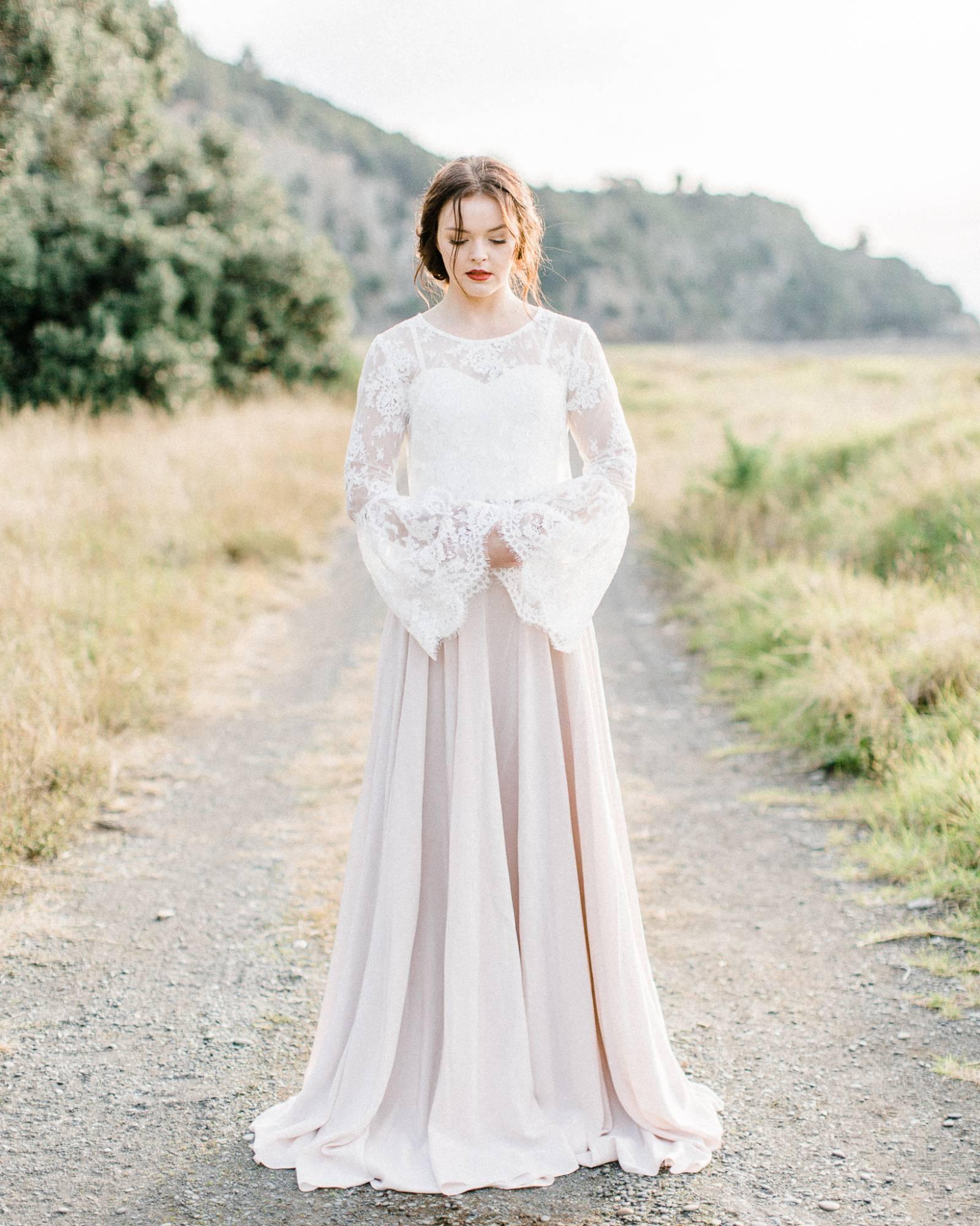 New Zealand Winter Bridal Inspiration