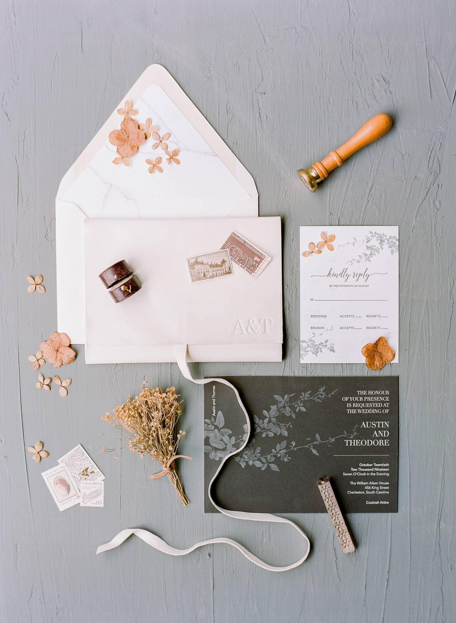 Masculine wedding ideas from Charleston | Charleston Wedding