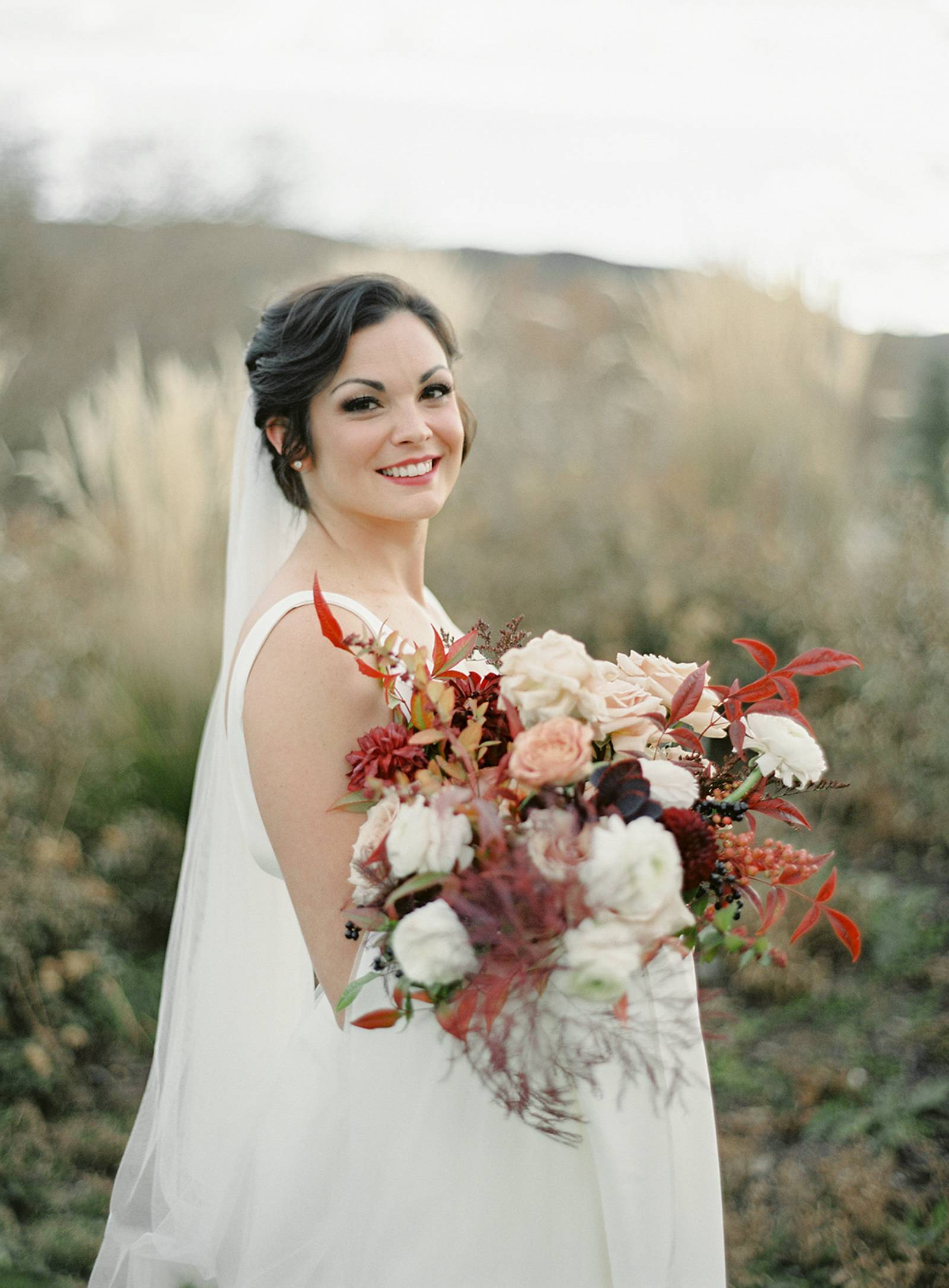 Best Of 2019 21 Of Our Favourite Bridal Bouquets Year End
