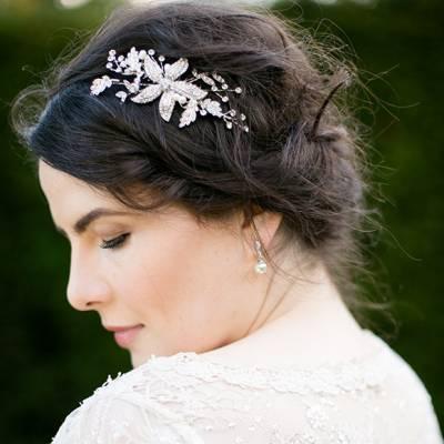 0ec4950784428 Photographer | Amanda Wilcher, Wedding Hair Accessories & Jewellery | Jules  Bridal Jewellery, Location | Private State Garden, Dublin, Ireland, ...