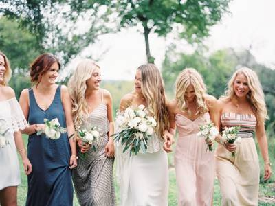 655d391b30f7 Backyard Austin Wedding By Taylor Lord