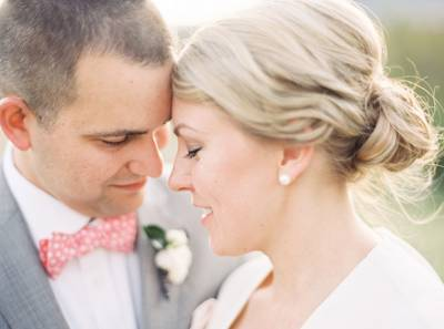 Intimate Montana Mountain Wedding
