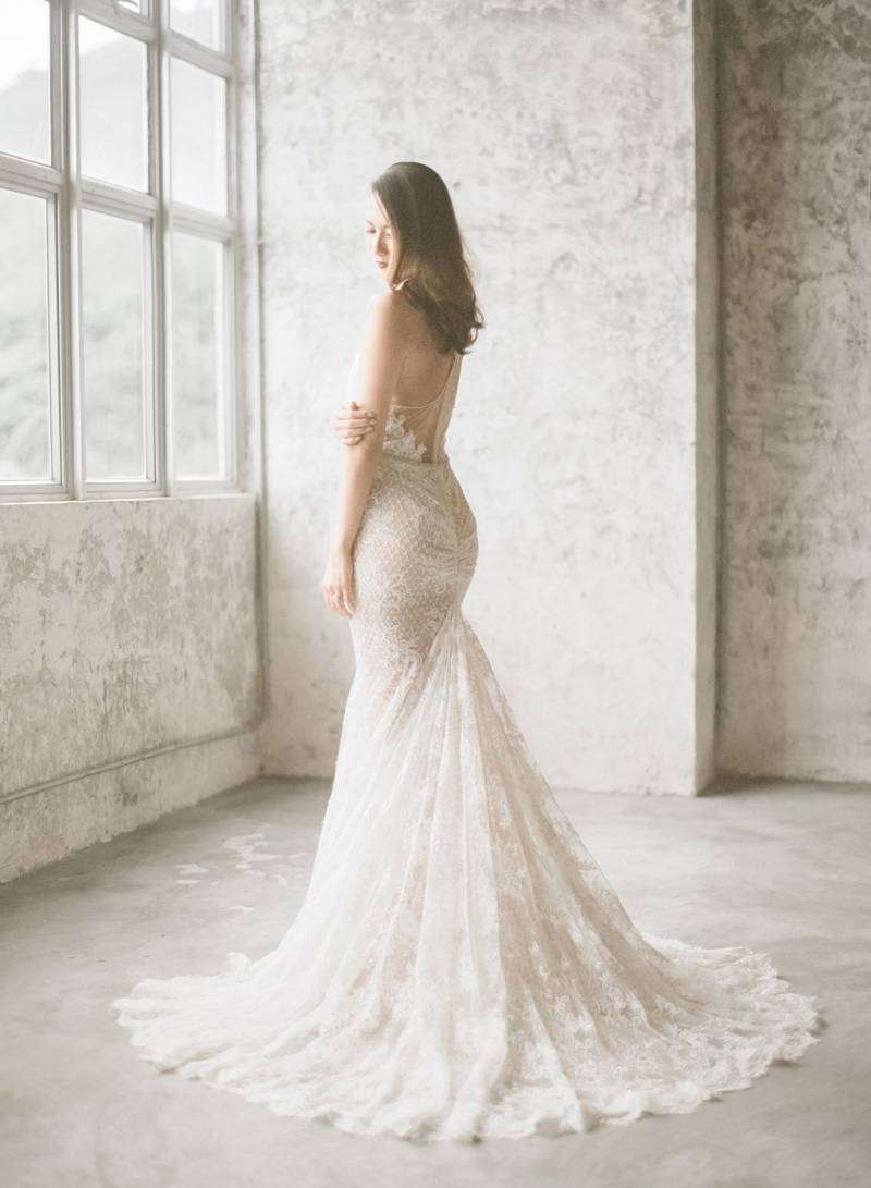 Inbal Dror Wedding Gown