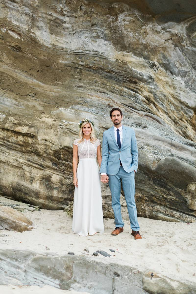 Vow Renewal Was A Peruvian Blessing Ceremony That Performed In Laguna Beach Lucky For Us Katherine Rose Photography Captured Each And Every Detail