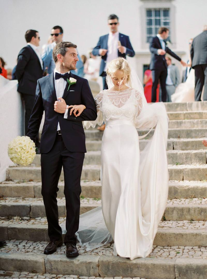 Relaxed laid back wedding in the algarve portugal wedding ombrellifo Gallery