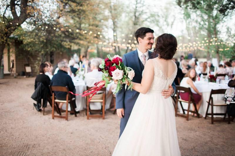 Relaxed & Laid-back Arizona Wedding