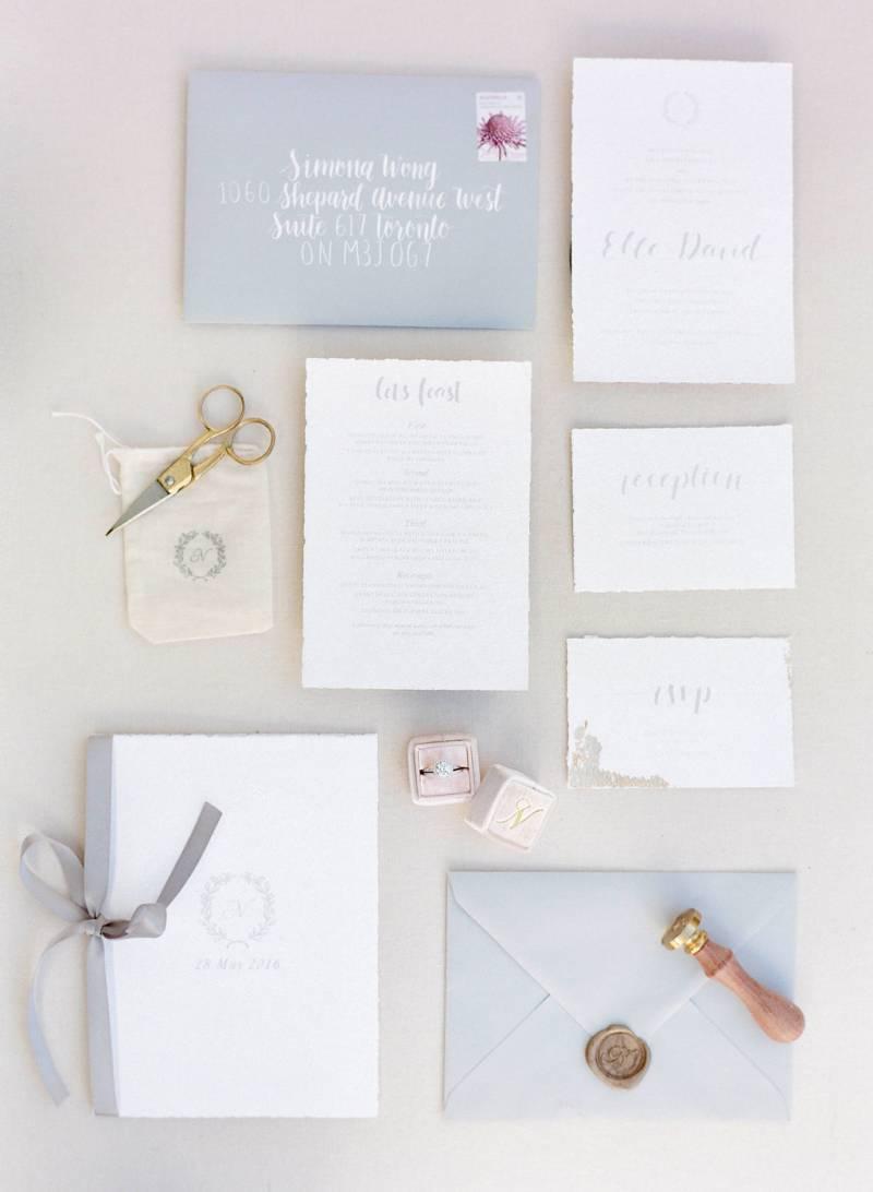 Elegant Blush & Ivory Sydney Wedding | Sydney Real Weddings
