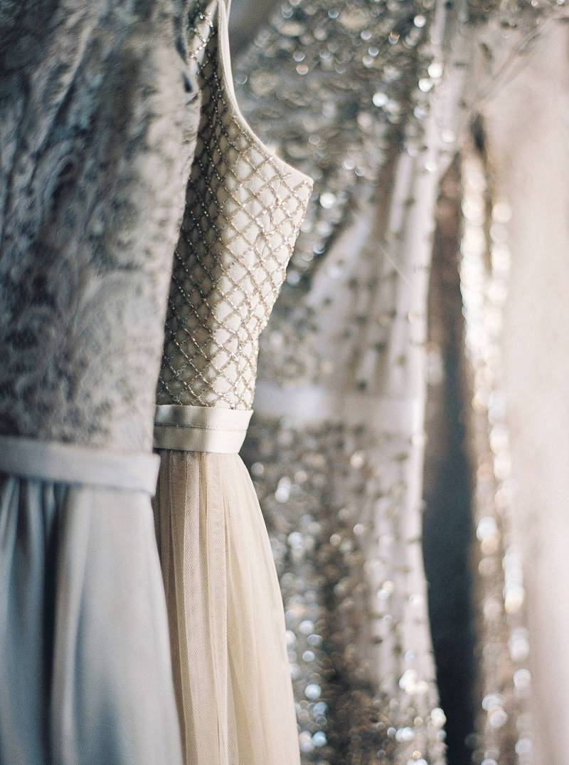 Winter wonderland wedding in Rochester, New York | New York Real ...