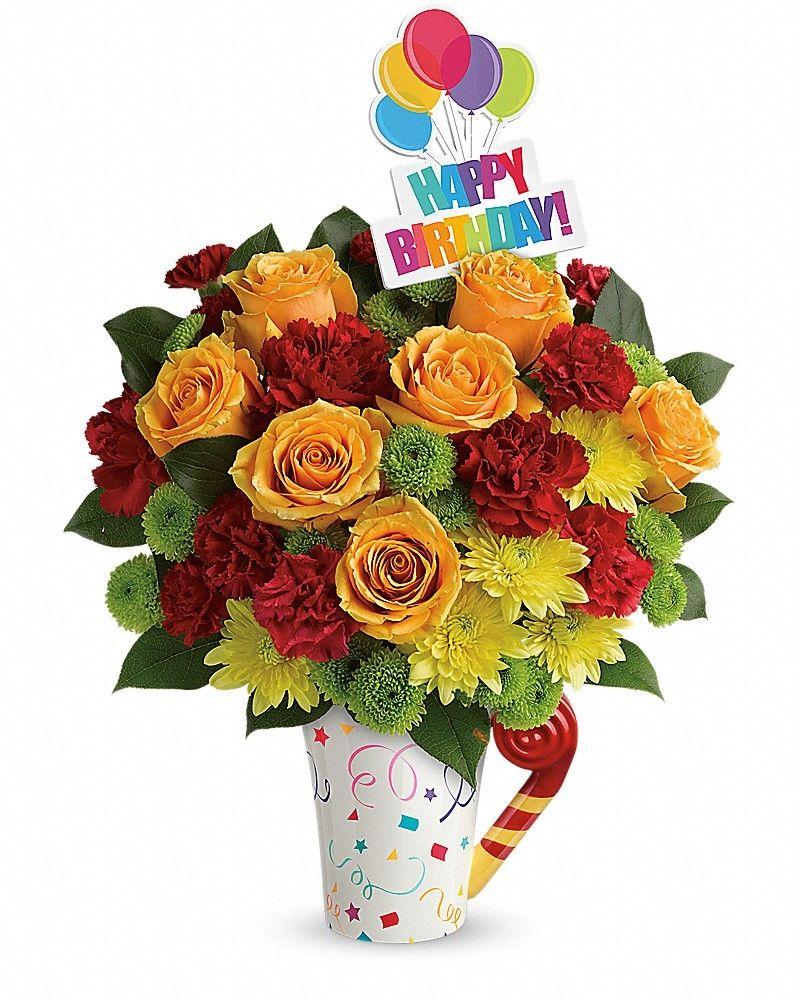 Shop Winnipeg Birthday Flowers On Our New Online Shoppingcart