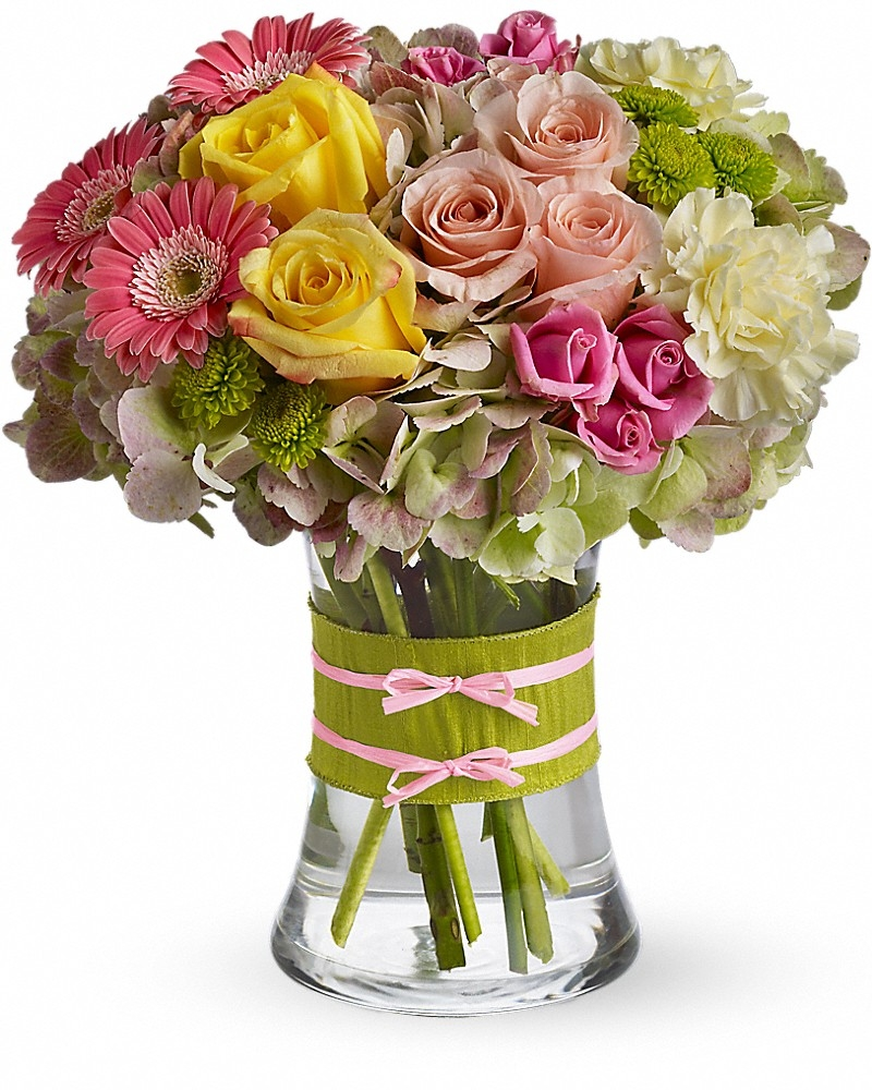 Fashionista Blooms Bouquet - Congratulations Flowers by In Full Bloom Winnipeg