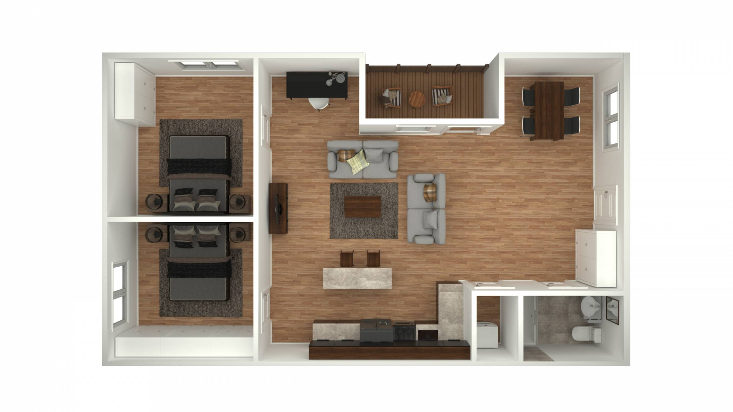 Residential 2 Bedroom - 3 40s - 2 Bed 1 Bath | Item 2 on 26x34 house plans, americana house plans, ranch house floor plans, 1940s house plans, 1960s house plans, 20's house plans, seventies house plans, 90's house plans, 26 x 40 house plans, cape cod colonial house plans, 60's house plans, 1840s house plans, 1920's house plans, 1880s house plans, 50's house plans, 1948 house plans, latin house plans, folk house plans, 1800's house plans,