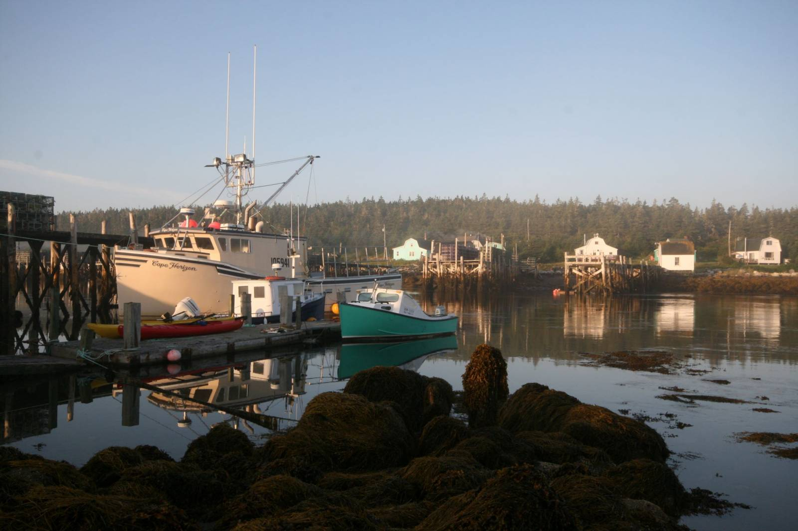 Tusket Islands NS