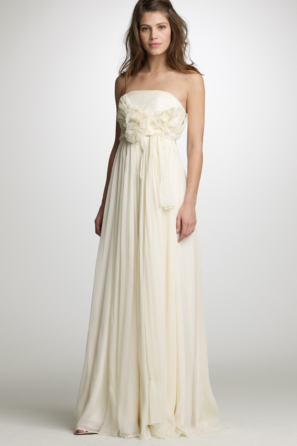 Top Wedding Gowns From J. Crew