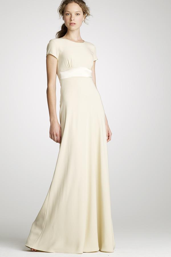 J Crew Wedding Dress Spokane Blog