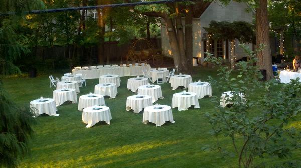 Inside The White House: Coeur D' Alene Wedding Venue